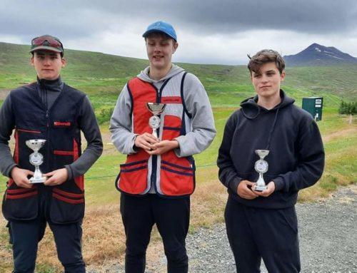 Landsmót í Compak Sporting á Akureyri